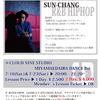7月、SUN-CHANG先生WS!!