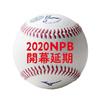 日本プロ野球、開幕延期。