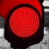 大阪マラソン赤信号