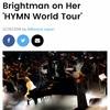 【Los Angels🎥】Yoshikiとサラブライトマンのコンサート情報をみて。。。。(プロローグ)