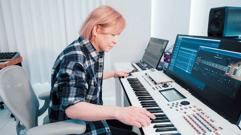 小室哲哉 インタビュー【後編】〜新プライベート・スタジオでの初録音に込めた思い