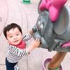1歳児の赤ちゃんと小学生を連れて回った、ディズニーランドの無駄なし✨効率良しのルートはこちら🤗‼️‼️