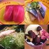 スシロー 新発寒店 お寿司も美味い格安系回転寿司