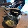 IPSA 青山で陰陽体質測定&豆花作り