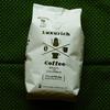 『業務スーパー』のコーヒー豆「ラグジュアリッチ」の「レギュラーコーヒー ブラジル&コロンビア」を購入。挽いて淹れた感想を書きました