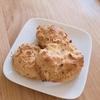 朝ご飯:簡単氷砂糖漬けレモンスコーン☆氷砂糖漬けレモンの作り方