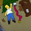 """シーズン2、第9話「マージの熱き闘い""""Itchy & Scratchy & Marge""""」"""