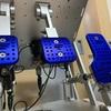 SRPからPedalのカラーサンプル「BLUE」が到着しましたゾ!