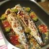【楽チン簡単!】秋刀魚のイタリアン風ローストのレシピ