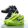 NIKE AIR FORCE 1 LOW ×OFF WHITE BLACK&VOLT