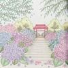 「花のさんぽ道」日本から『あじさい寺』の作品