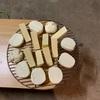燻製チーズ作り