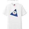 満月と覚醒ぷちゴンをUT(プリントTシャツ)にしてみた|ぷちゴン