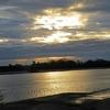 荒川河川敷&彩湖ロングランの補給食は…。