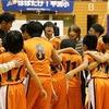 東海市小学校バスケットボール大会⑤ 男子2試合目