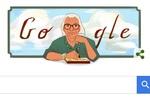 今日のGoogleサムネイルトップはベンガル人