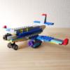 レゴ:飛行機の作り方 (オリジナル) クラシック10696だけで作ったよ