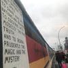 【ドイツ旅行記4】ベルリンの壁とカレー
