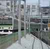 運用離脱し転属改造が進む山手線E231系500番台電車