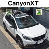 THULE Caynon859XT x Peugeot2008 装着事例ページを制作・公開しました。