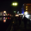 博多の繁華街、中洲の夜のネオン街があまりに眩しすぎた話。