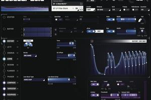 「iZotope Stutter Edit 2」製品レビュー:3つのエフェクト・モジュールを新搭載し モジュレーション・カーブを作成できるスタッター・プラグイン