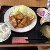 鉱泉センター直川 レストラン四季で食事しました。