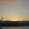 シリパ岬の夕陽