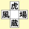 【脳トレ】漢字穴埋め 263問目