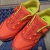さいきん練習で履いてるお気に入りの靴
