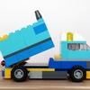 レゴ:ダンプカーの作り方 LEGOクラシック10696だけで作ったよ(オリジナル)