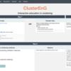 : 高次元データのクラスタリングと可視化のためのインタラクティブな教育用ウェブリソース ClusterEnG