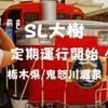 【鬼怒川温泉】2017年8月10日「SL大樹」定期運行開始!初日におじゃましてきたぞ