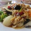 大網 中華の鉄人 もつのピリ辛炒めランチ