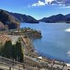 中津川を歩く その3 宮ヶ瀬ダムサイトから宮ヶ瀬湖沿いに上流周遊