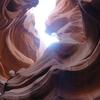 アリゾナ州 アンテロープ・キャニオン、ホースシューベント 観光