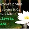 「コロナ疲れ」のあなたに、お灸+瞑想のZoomレッスン
