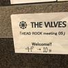 THE VALVESのスタジオライブに行ってきた!