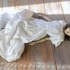 京都土産②「スカートめくり再び!お人形のドレスを買いました。」