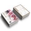 【今すぐ活躍!】名刺・ショップカード|女性らしさUPの魅力的な名刺デザインテンプレート