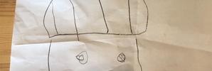 セカンドクルーのお絵描き・お字書きブーム