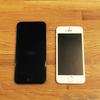 格安SIMでiphone6からSEに変えました