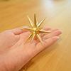 クリスマスに向けて・・クリスマスインテリアの「ベツレヘムの星」が届きました