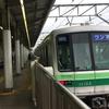 高度通勤路線化する千代田線北綾瀬支線