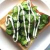 この夏のブーム、きゅうりトースト