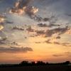 夏至の日の出