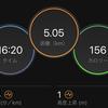 【5000m】昨日久しぶりに5000m走った!#336点目