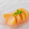旬の味わい♪桃の白ワインコンポートのレシピ・作り方