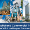 CapitaLand Commercial Trust Q3決算