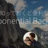 知っておくと便利な Exponential Backoff